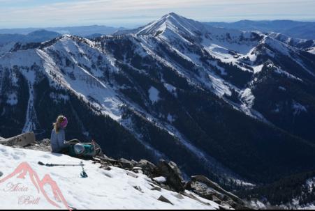 Mountain bliss ~ Idaho